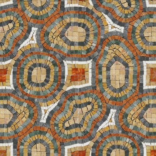 marble mosaics_Damask_2021