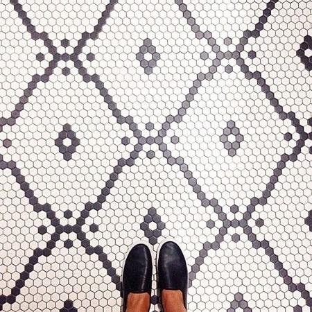 porcelain mosaics_Damask_2021